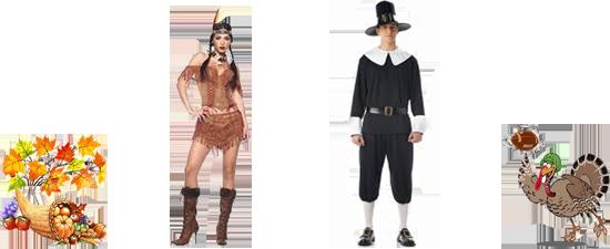 Indians Pilgrims
