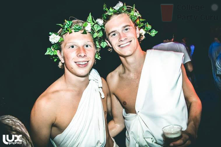 greek mythology party